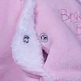 """Зимний набор на выписку """"Мария+Brilliant Baby"""" розовый, фото 6"""