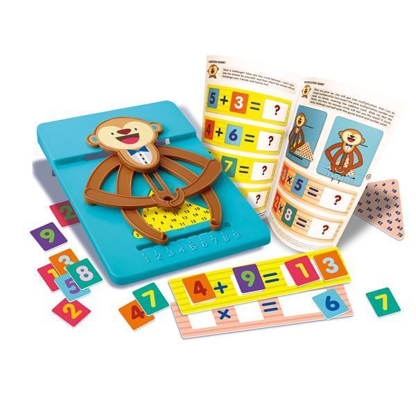 Набор для обучения 4M Счетная обезьянка (00-04674)