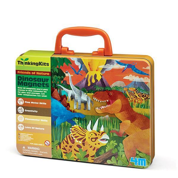 Игровой набор 4M Динозавры (00-04705)