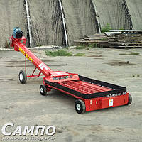 Приемный шнековый транспортер WESTFIELD S10-9LP, 130 т/ч (Канада)