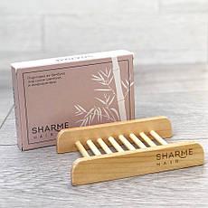 Подставка бамбуковая для мыла и шампуней Sharme Гринвей Greenway