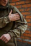 Костюм тактический горка 3 олива, фото 4