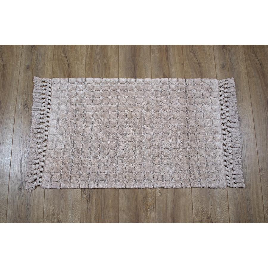 Набор ковриков Irya - Broadway a.gri светло-серый 60*90+40*60