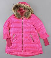 {есть:XXL,XXXL} Куртка для девочек,  Артикул: N9210-малина [XXXL]