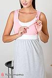 Легкая и очень удобная ночнушка для беременных и кормящих мам SELA NW-1.8.10, фото 4