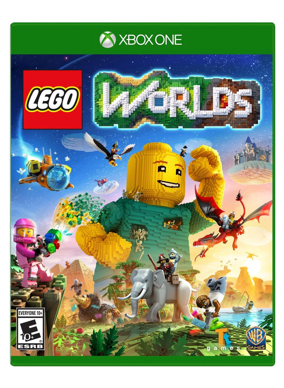 LEGO Worlds  (російська версія) Xbox One