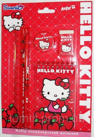"Набор канцелярии ""Hello Kitty"", 5 предметов, фото 2"