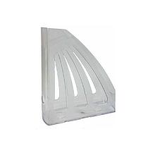 Лоток для паперів вертикальний, ЛВ-03, прозорій(КІП)