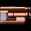Нагревательный индуктор прямой ALESCO