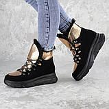 Ботинки женские зимние FashionTaddle2219 37 размер 23,5 см Черные, фото 3
