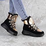 Ботинки женские зимние FashionTaddle2219 37 размер 23,5 см Черные, фото 4