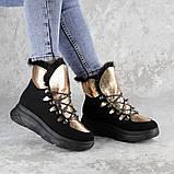 Ботинки женские зимние FashionTaddle2219 37 размер 23,5 см Черные, фото 5