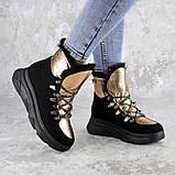 Ботинки женские зимние FashionTaddle2219 37 размер 23,5 см Черные, фото 6