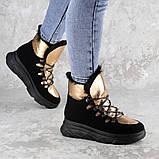 Ботинки женские зимние FashionTaddle2219 37 размер 23,5 см Черные, фото 7