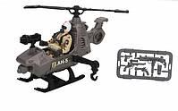 Ігровий набір з гелікоптером Солдати helicopter Chap Mei (545034), фото 2