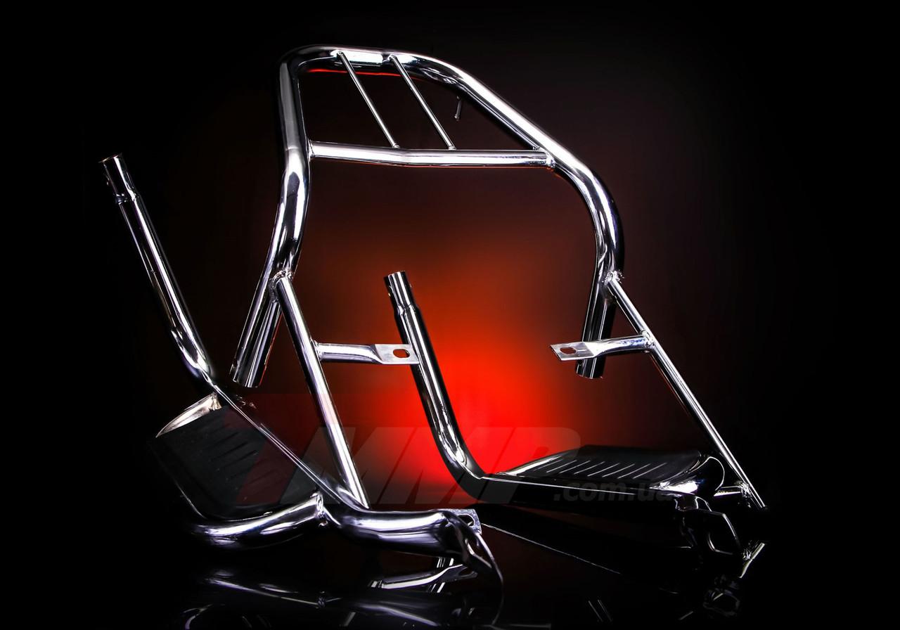 Багажник Active с подножками (OFS)
