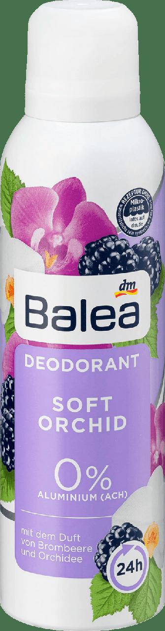 Дезодорант аэрозольный Balea Soft Orchid