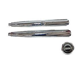 Глушитель ЯВА-350 ( пара ) (OFIS)
