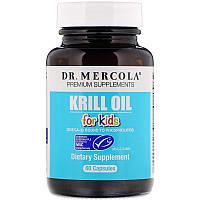 Масло кріля для дітей (Kids Krill Oil) 160 мг 60 капсул