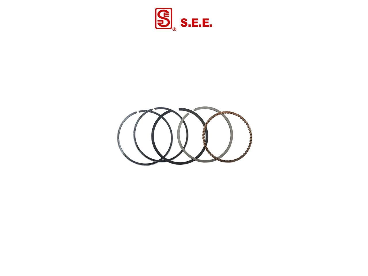 Кольца Yaben GY6 125  0.25  (Ø52.65mm)   SEE