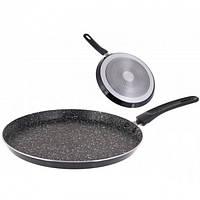 Сковорода для млинців 20см. мармурове покриття Edenberg EB-3384