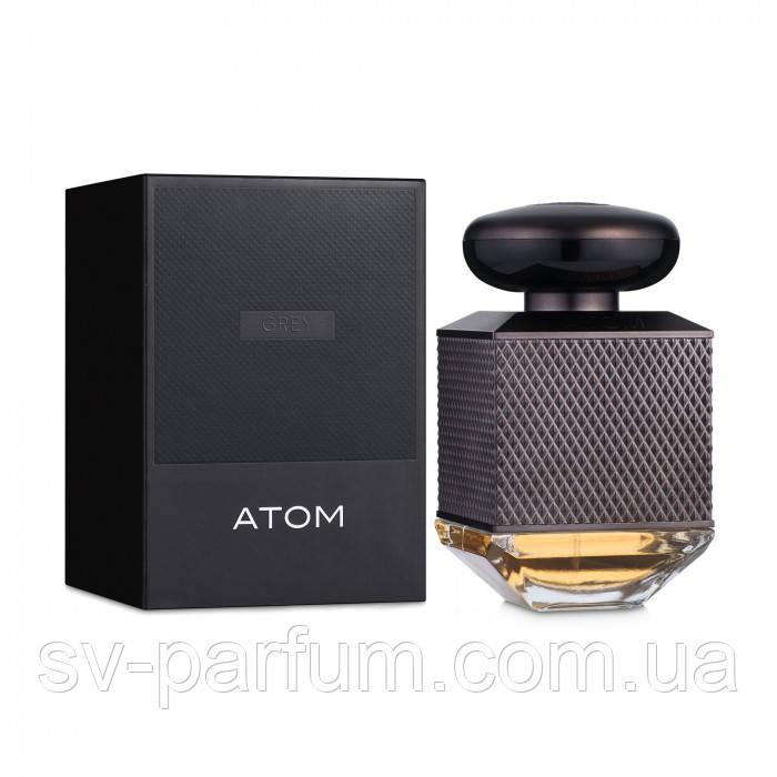 Парфюмированная вода мужская Atom Grey 100ml