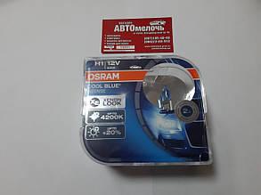 Лампа галогенна Osram Cool Blue H1 12V 55W +20% к-т