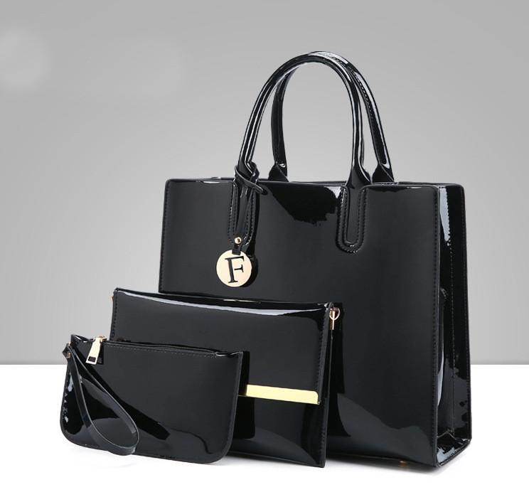 Уценка! Набор женских сумок  CC-7540-10-7