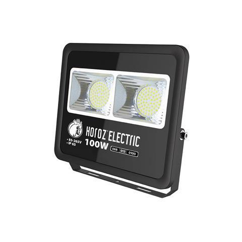 """100W 6400K """"LION-100"""" прожектор светодиодный Horoz Electric"""