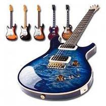 Гитары, струнные инструменты
