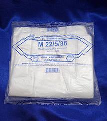 Пакет-майка 22*36*6мкм