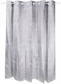 Шторка для ванной Q-tap Tessoro PA62399 200х200 Серый 7513, КОД: 1678592