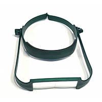 MG81004 лупа бинокулярная налобная, 4 сменных линзы, пластик: 1.6Х, 2Х, 2.5Х, 3.5Х