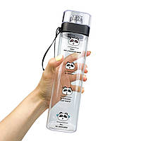 Бутылка для воды ZIZ Панды, фото 1