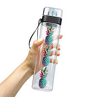 Бутылка для воды ZIZ Ананас (Тритан 700 мл), фото 1