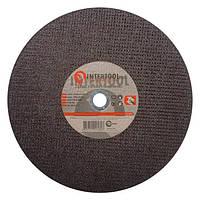 Круг отрезной по металлу 355 х 3,0 х 25,4мм INTERTOOL CT-4018