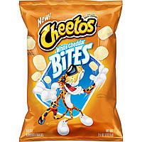 Чипсы Cheetos White Cheddar Bites 212.6g, фото 1