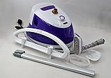 Отпариватель Domotec MS-5351 2000W вертикальный отпариватель для одежды, фото 3