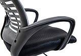 """Кресло на колесиках """"Бласт серый"""". Разные цвета., фото 5"""