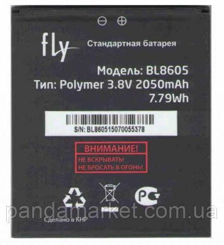 Аккумулятор для Fly BL8605, FS502