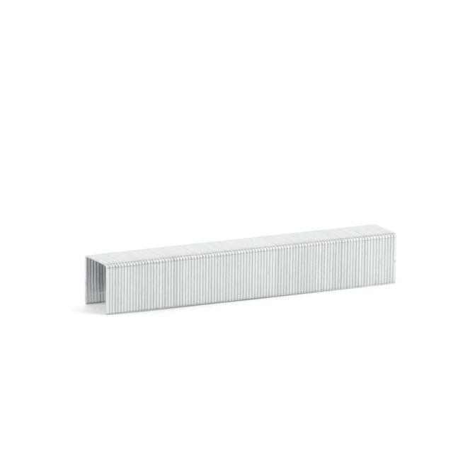 Скоба каленая 12 мм, уп. 1000 шт., ширина 11,3 мм, сечение 0,70 мм INTERTOOL RT-0132