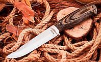 Нож нескладной Зверь, это многозадачный режущий инструмент, который станет вашим верным помощником