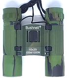Бинокль Bushnell 10X25 ARMY 4789  для охоты, туризма, фото 2