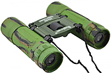 Бинокль Bushnell 10X25 ARMY 4789  для охоты, туризма, фото 4