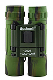 Бинокль Bushnell 10X25 ARMY 4789  для охоты, туризма, фото 6