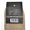 Шкарпетки чоловічі теплі з вовни верблюда Термо носки, фото 3