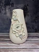 Ваза для квітів Керамклуб Калинка h 23см