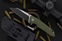 Карманный складной нож Барракуда 2, для повседневного ношения и использования