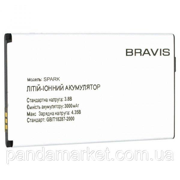 Аккумулятор для Bravis Spark 3000mAh Оригинал