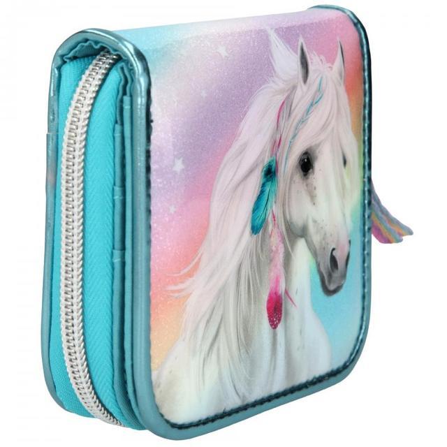 top model кошелек с лошадкой